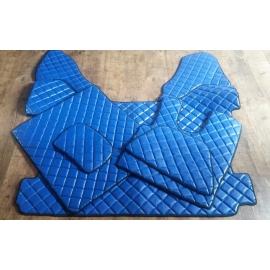 Fußmatten für DAF XF 106 2013- mit Automatikgetriebe (Kunstleder)
