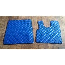 Fußmatten für DAF XF 106 2013- (Kunstleder)