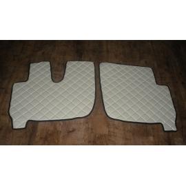 Fußmatten für IVECO ECOSTRALIS/HI-WAY (Kunstleder)