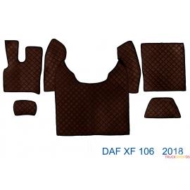 FUSSMATTEN FÜR DAF XF 106 2017