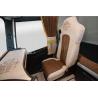 Luxuriöses SITZBEZUG und Armlehnen Überzug  FÜR IVECO S-WAY nach 2019