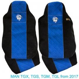 Sitzbezug aus Textil